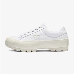 Converse One Star Lugged Low Top